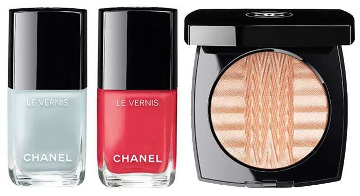 Chanel Energies et Puretes de Chanel Spring 2019 Makeup Collection