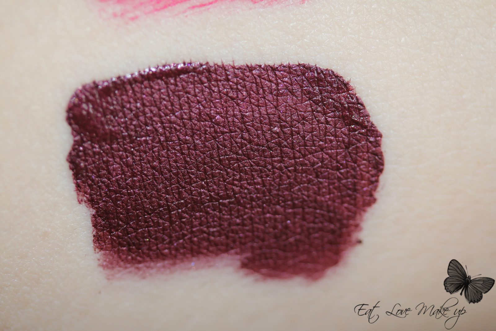 Sephora Cream Lip Stain 07 Dark Berry