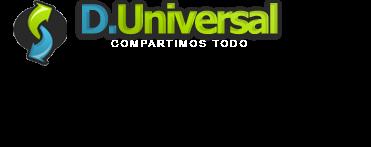 D.Universal - Descargar series animes - Compartimos Todo