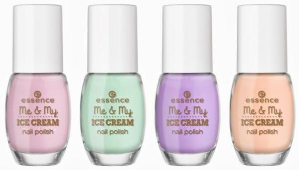 essence me & my ice cream – nail polish