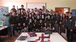Proyecto Robótica a FIRST Robotic Competition en EE.UU.