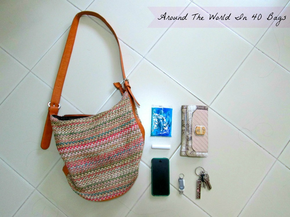 Around The World In 40 Bags Cherie Foo Singapore