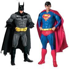 Fantasias de Super-Heróis