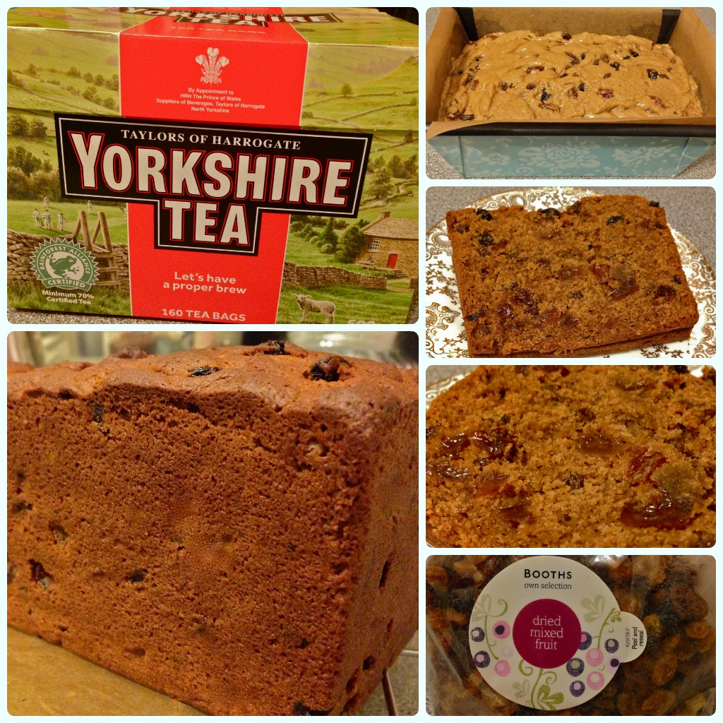 Yorkshire Fruit Cake
