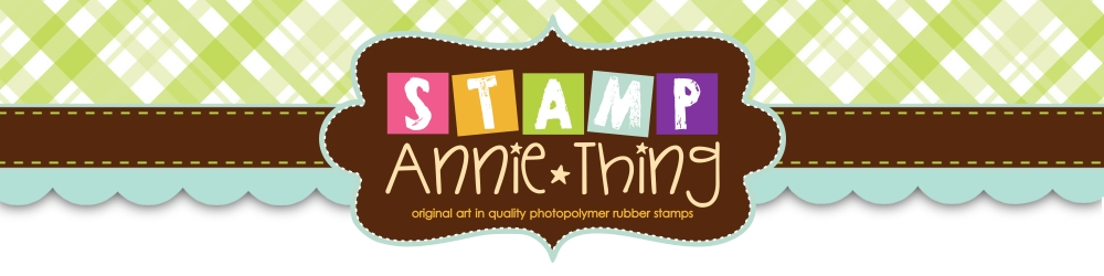 Stamp Annie Thing