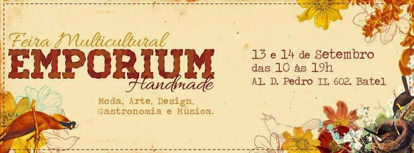 Feira Multicultural Emporium Handmade - blog Mamãe de Salto