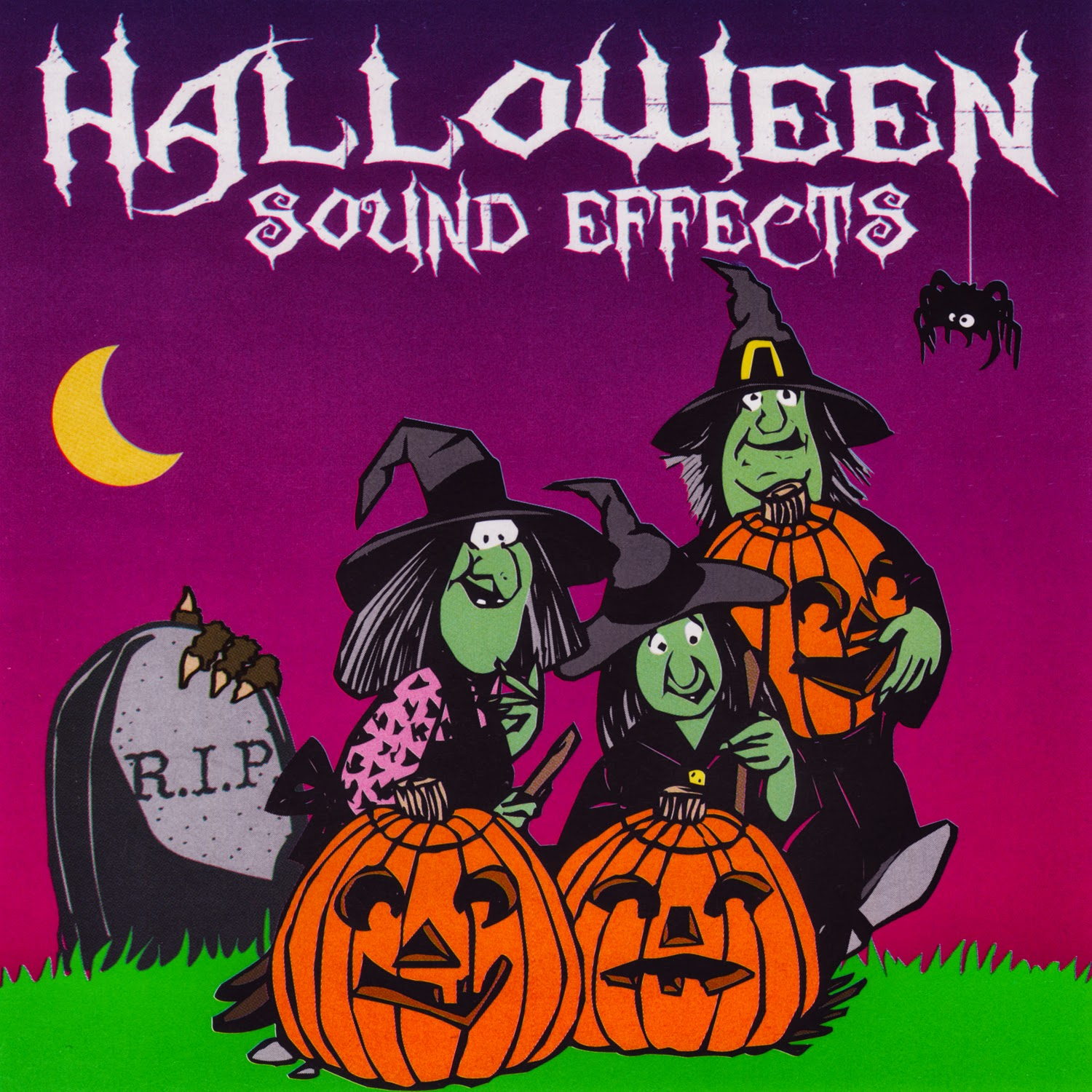 Scary Sounds of Halloween Blog: Halloween Sound Effects