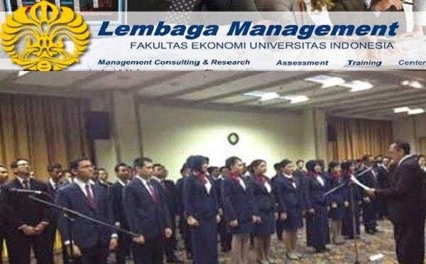 LEMBAGA MANAGEMENT : SELEKSI CALON PEGAWAI BANK TAHUN 2015 - ACEH DAN MEDAN