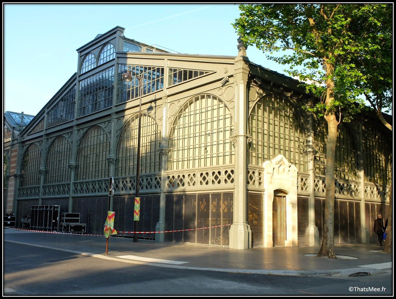 Le nouveau Carreau du Temple Paris 3eme