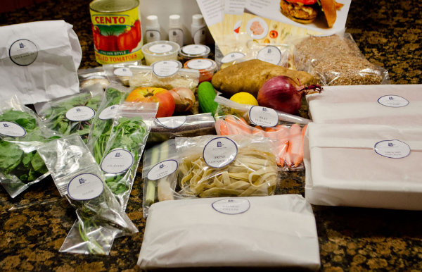 New Subscription Box Alert! Blue Apron - Healthy Meal Ingredient Subscription Service!