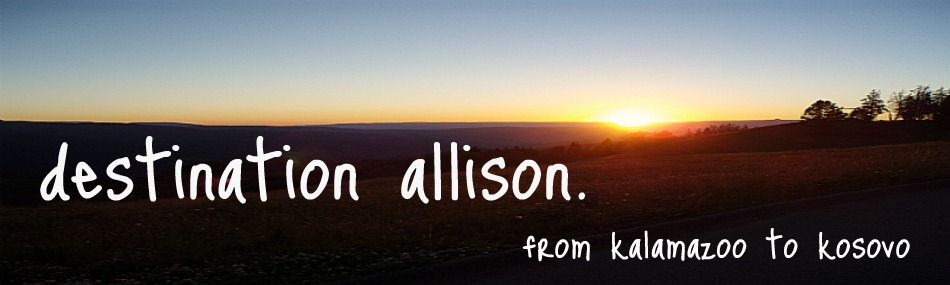 destination allison