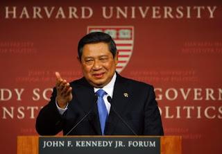 contoh pidato presiden SBY