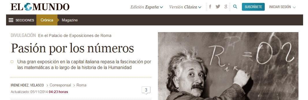 http://www.elmundo.es/ciencia/2014/11/05/54592d28268e3e8b178b4571.html