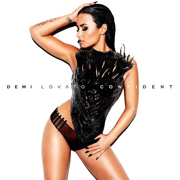 Demi Lovato - Confident (Deluxe Edition) Cover