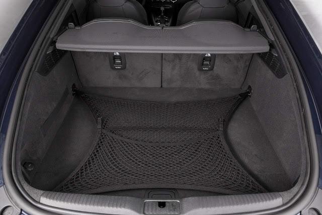 Novo Audi TT 2015 - porta-malas