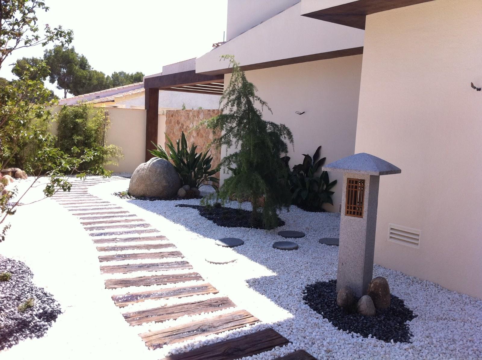 Shitakusamono com - Jardin japones pequeno ...