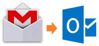 importare gmail in outlook.com