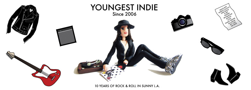 YOUNGEST INDIE