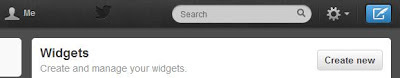How to Add Twitter Feed Widget on Blogger Procedure 3 by www.maxginez3.com
