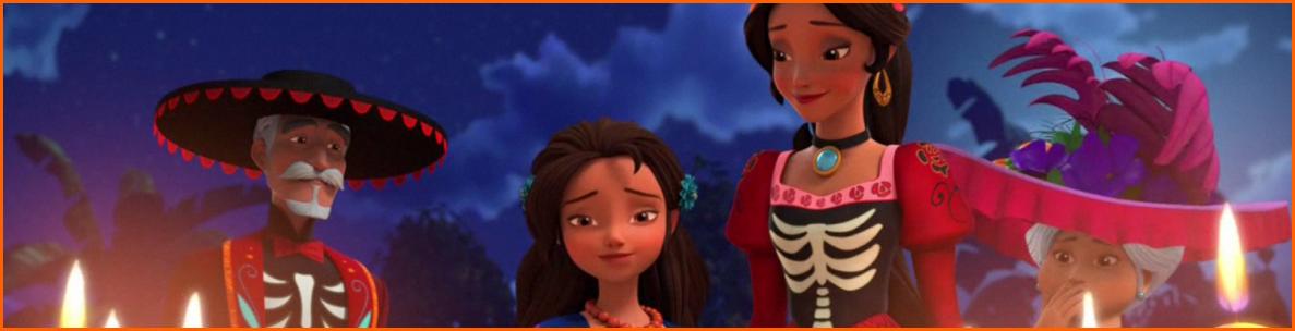 Historias sobre princesas y rebeldes