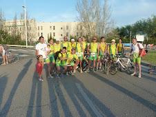 Foto grupo Tri Sevilla 2011