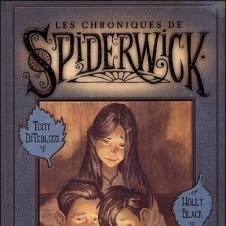 Les Chroniques de Spiderwick, tome 1 : Le Livre Magique de Holly Black & Tony DiTerlizzi