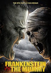 Baixar Filme Frankenstein vs. The Mummy Legendado Torrent