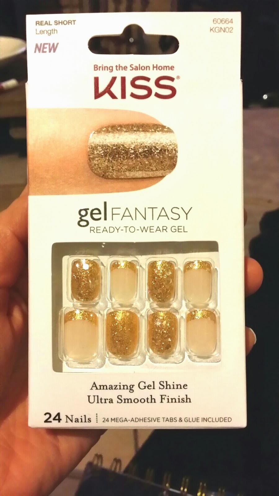 Aim To Create: Kiss Gel Fantasy Nail Kit Review