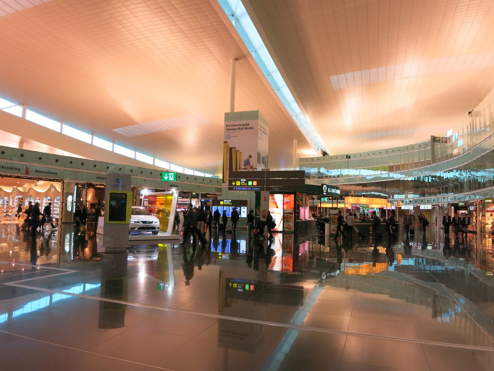 AENA is so pleased with the solution's performance that today: Wonderware is being used in all the 46 airports that it manages all over Spain.