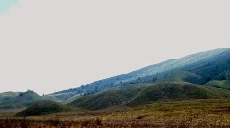 lokasi bukit teletubies di gunung bromo