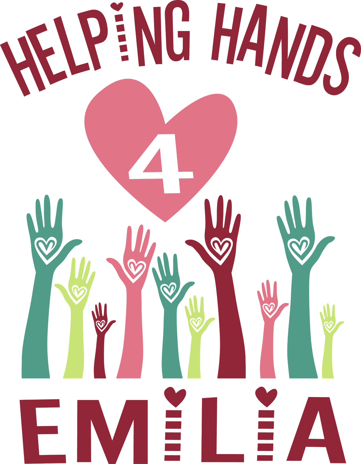 Helping Hands 4 Emilia