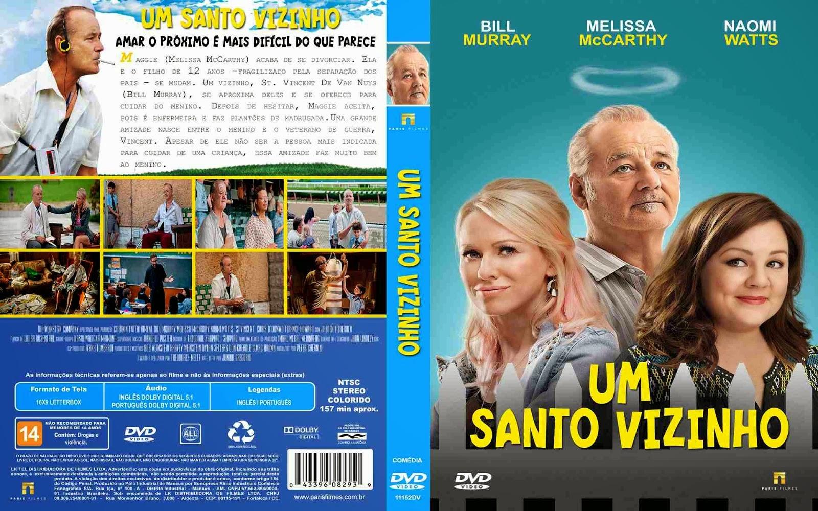 Download Um Santo Vizinho BDRip XviD Dual Áudio Um 2BSanto 2BVizinho
