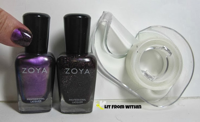 Zoya Juno, Zoya Payton, and some tape