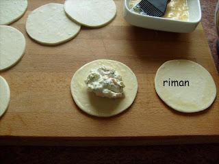 شوصون بالسلمون والجبن بالصور التوضيحية