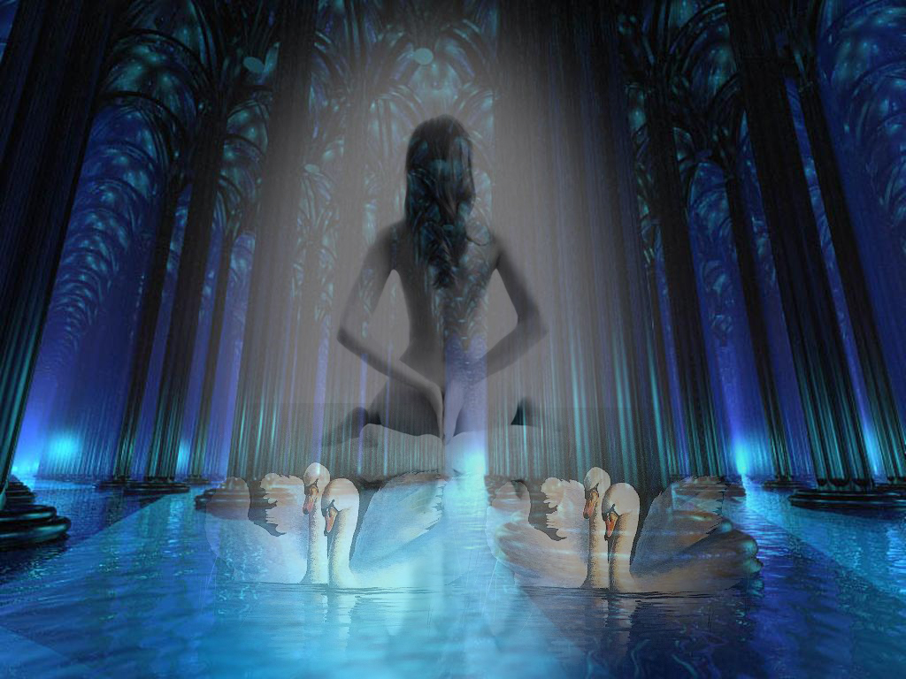 The Thunder, Perfect Mind ~ The Divine Feminine Speaks
