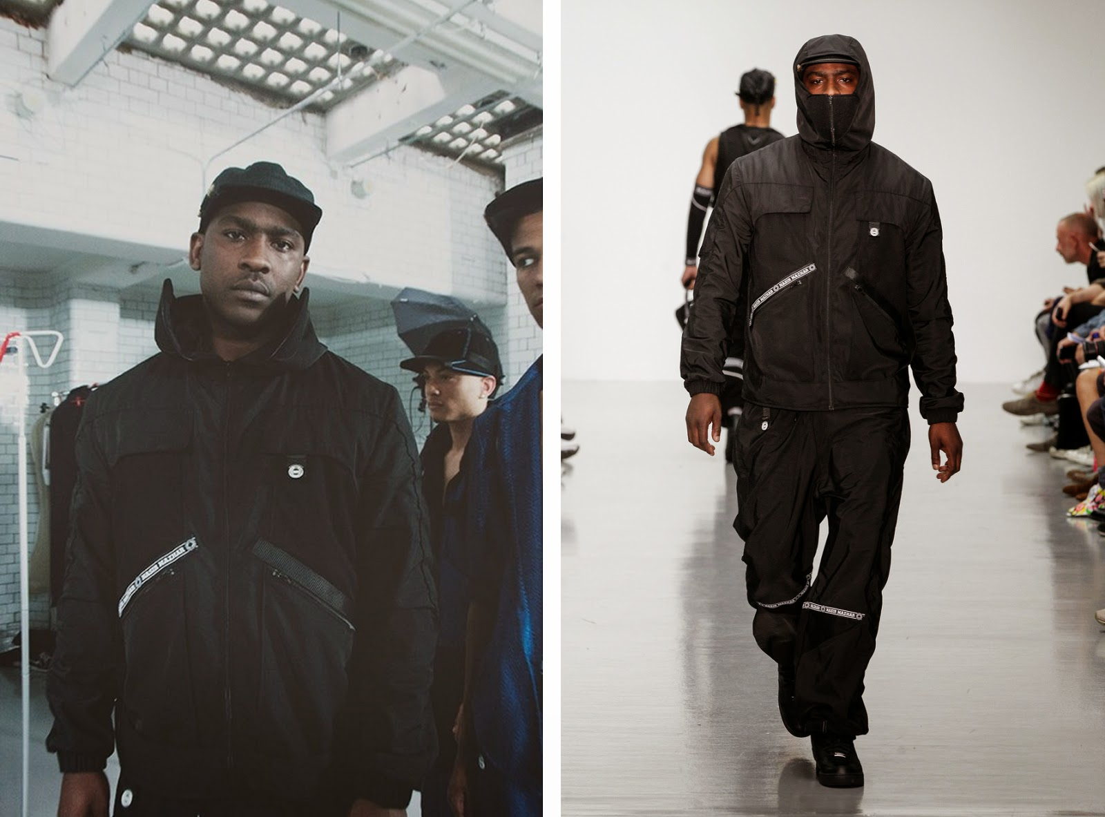 Emlgzhng Nasir Mazhar As The Epitome Of The British Roadman