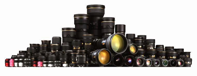 lente para cámara, lente tercero, lente original, cómo elegir la lente para cámara, lente sin espejo, lente DSLR, lente ojo de pez, lente de zoom, teleobjetivo