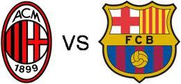 prediksi ac milan vs barcelona