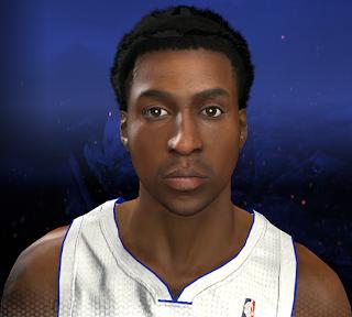 NBA 2K14 Kentavious Caldwell-Pope Face Mod