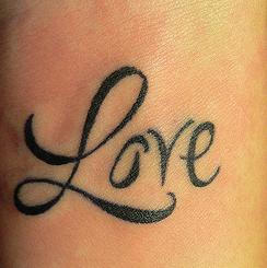 Love Tattoojpg
