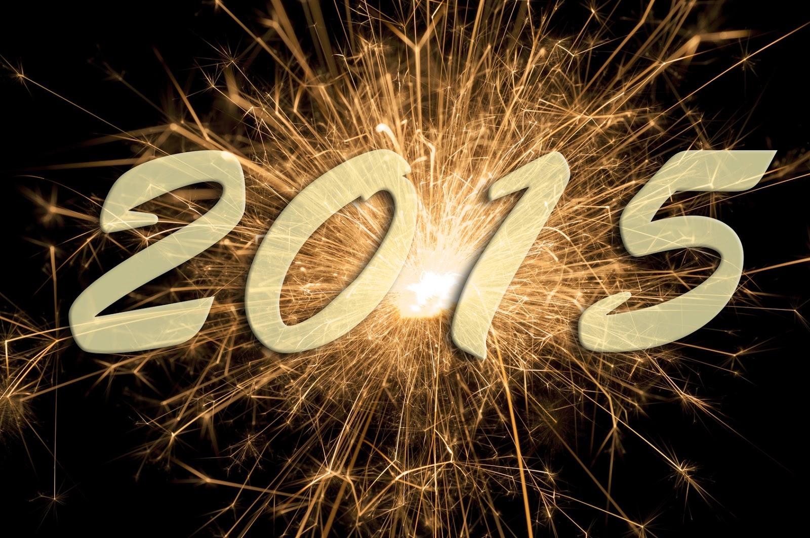 Feliz Ano de 2015