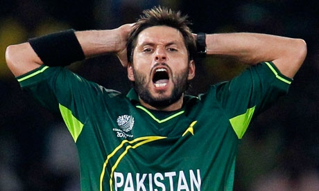 Shahid Afridi World Cup Jersey. To give credit to Afridi,