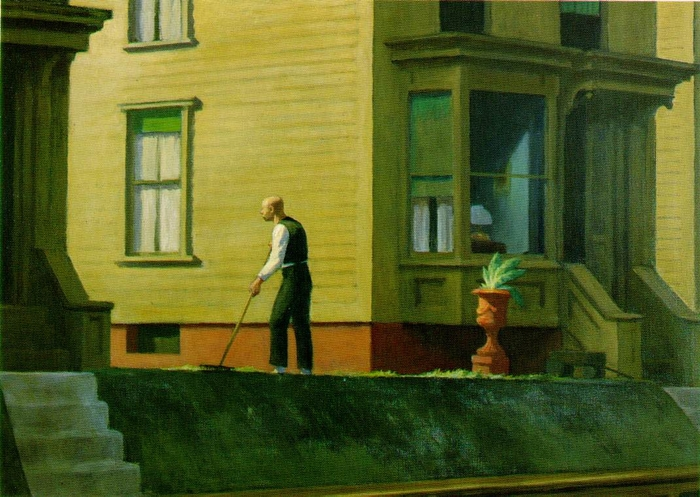 Edward Hopper 1882-1967 | American Realist painter