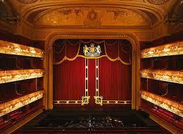 luz de escenario: