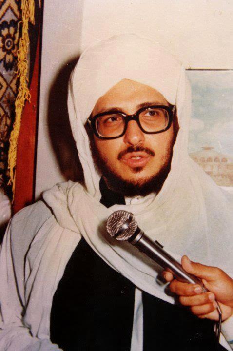 As-Sayyid Al Allamah Al-Habib Muhammad Alawi al-Maliki