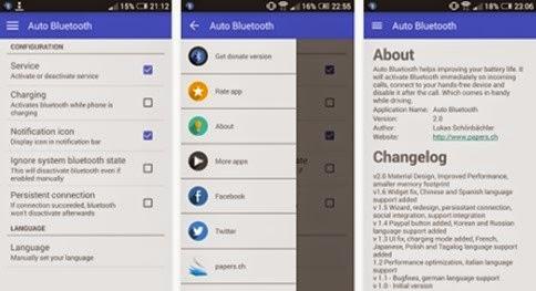 Aplikasi Bluetooth Android Untuk Mobil