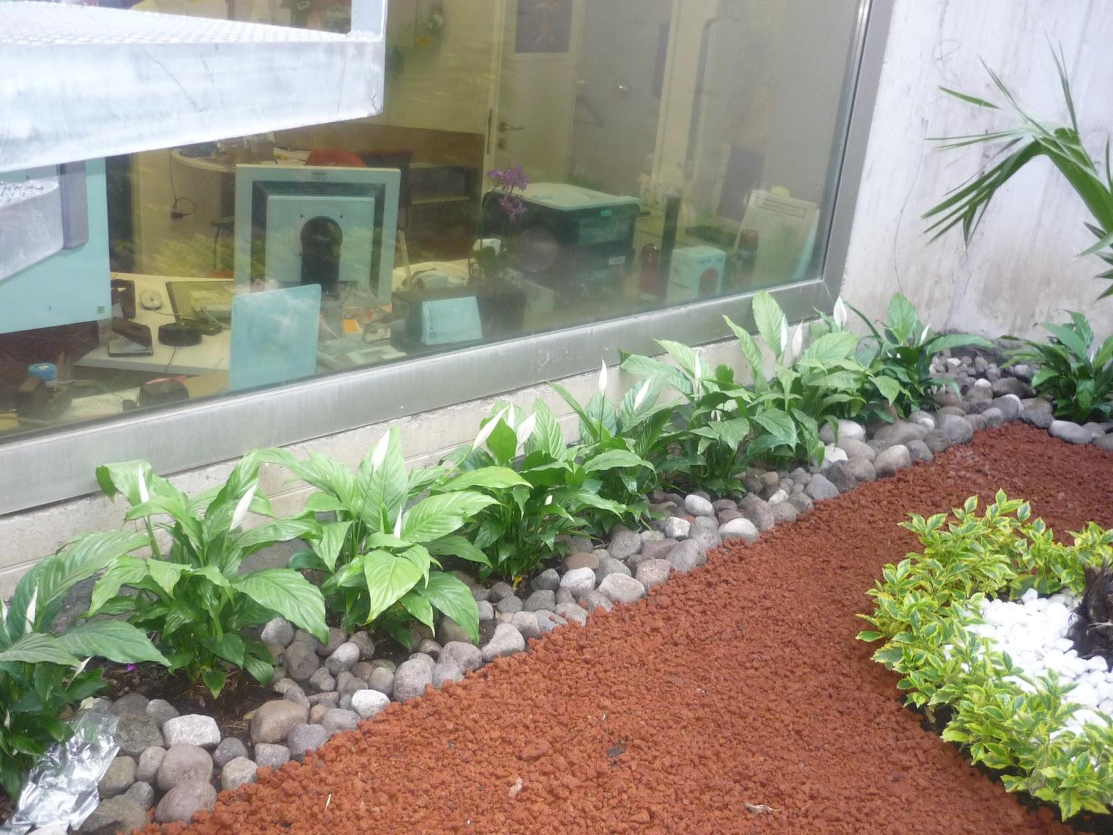 Jardines pueblos y huertos dise o de un jardin - Diseno de un jardin ...