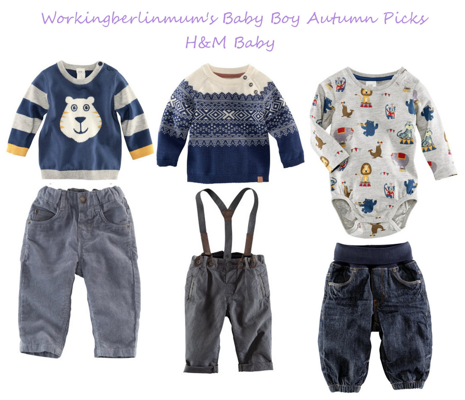 Cute Baby Boy Outfits