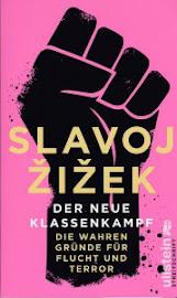 El nuevo libro de Slavoj Zizek