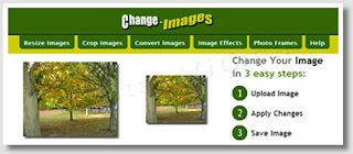imagem - Change images